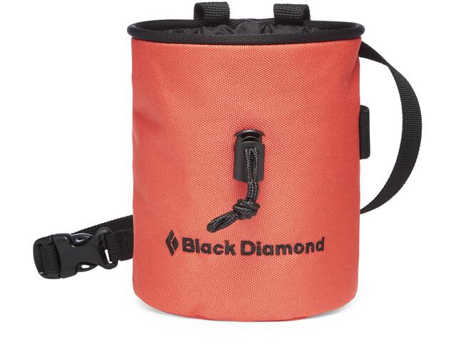 Black Diamond Mojo Chalk Bag coral